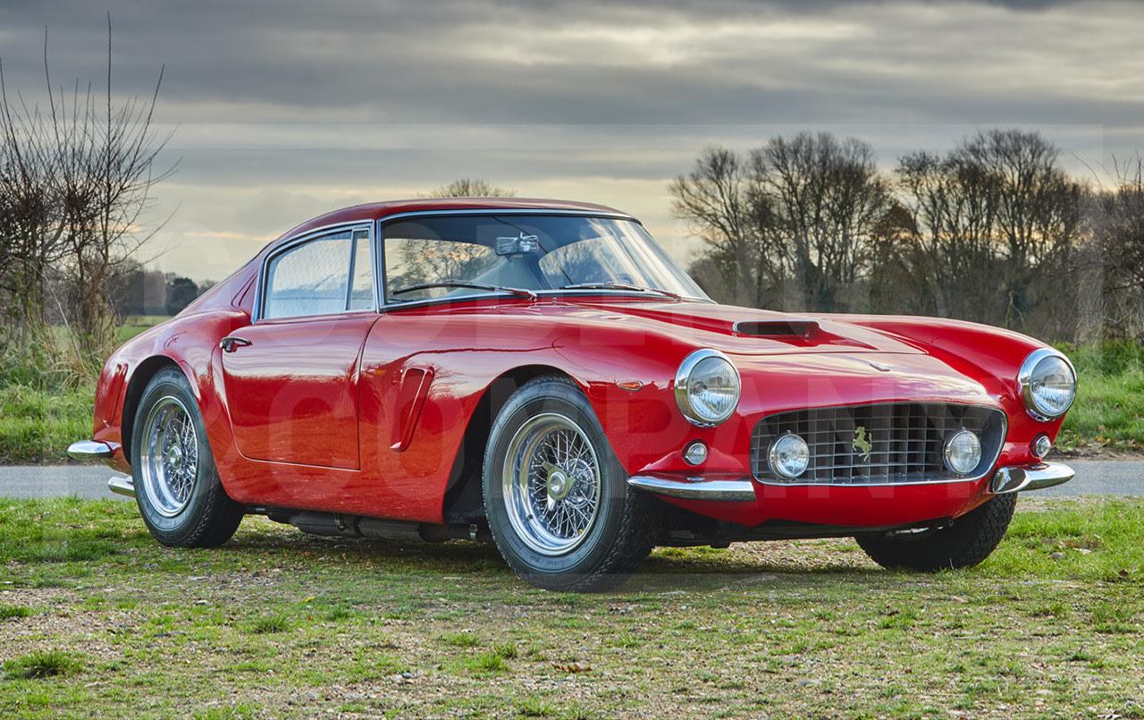 1963 Ferrari 250 Gt Swb Berlinetta Gooding Company