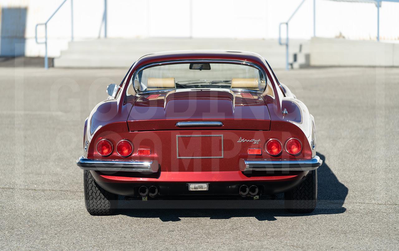 1973 Ferrari Dino 246 Gt Gooding Company