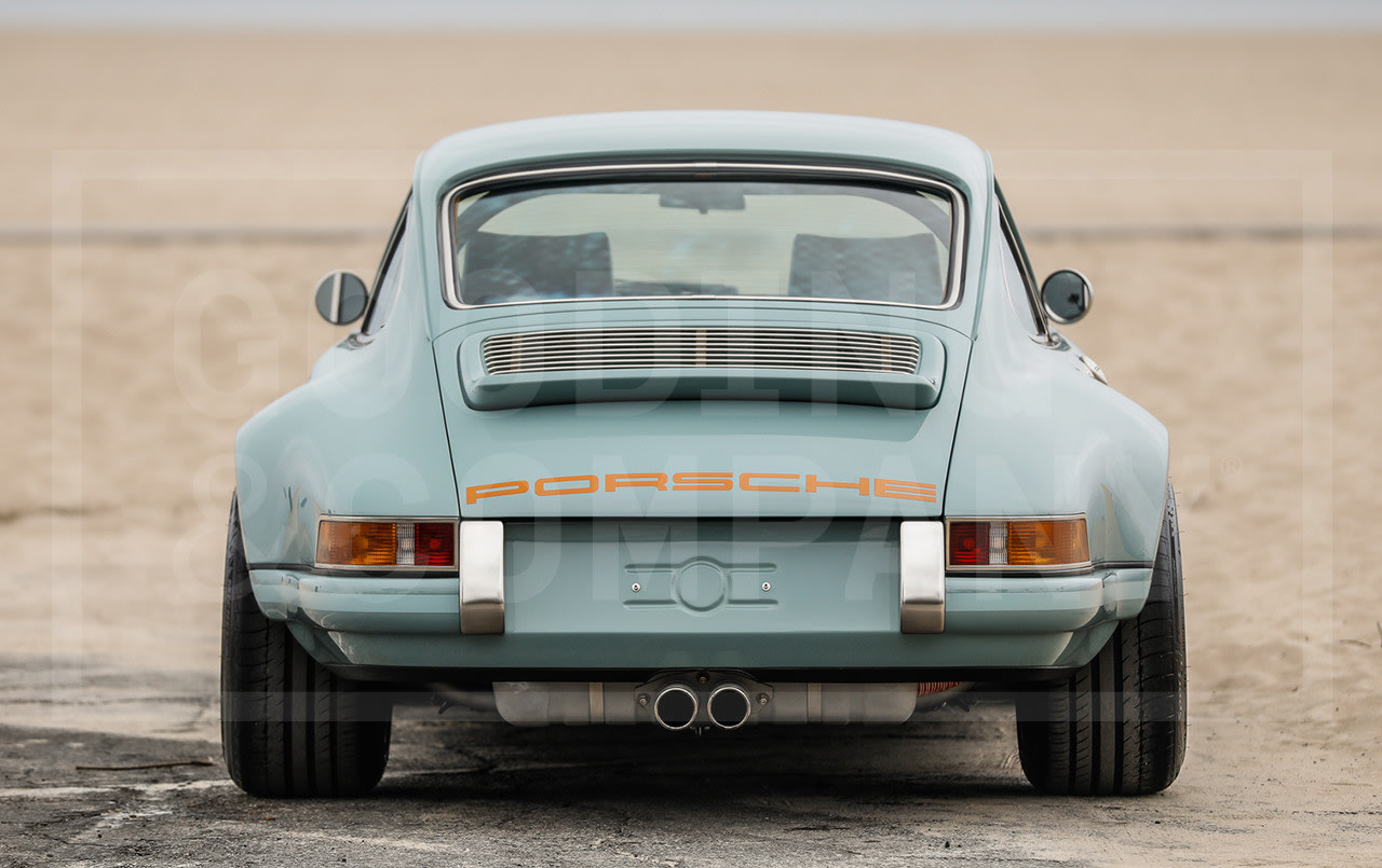 1991 Porsche 911 Reimagined By Singer Gooding Company