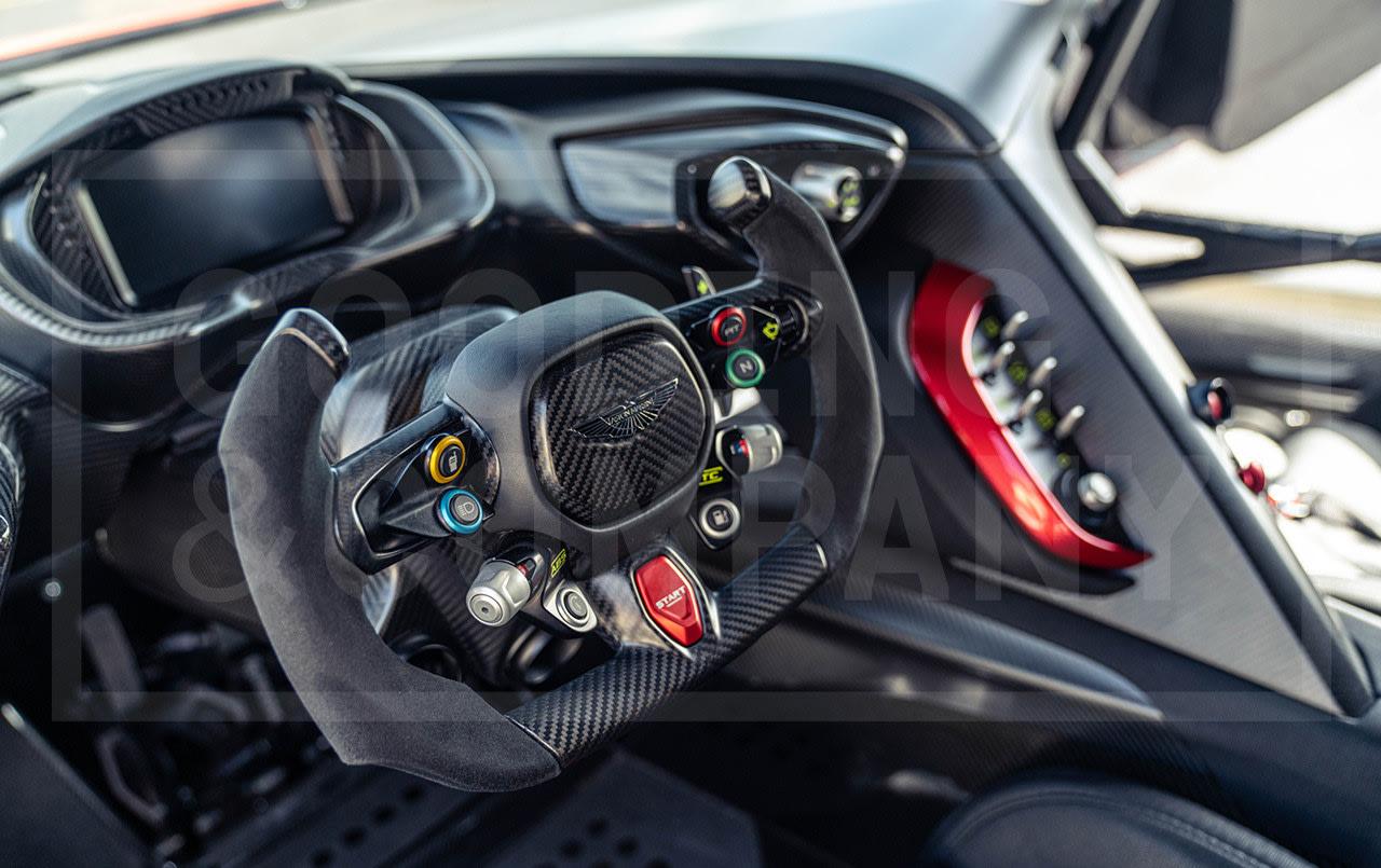 2015 Aston Martin Vulcan Gooding Company