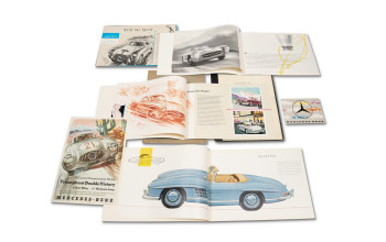 mercedes-benz-300-sl-gullwing-and-roadster-literature