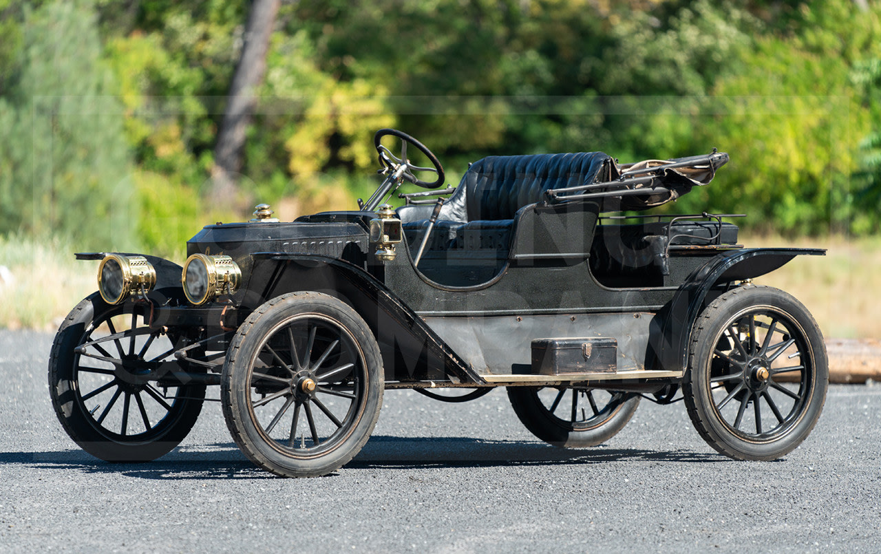 1910 Stanley Model 60 Runabout