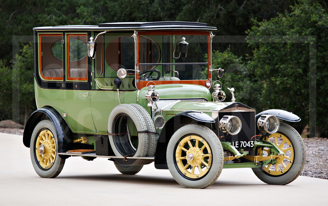 1911 Rolls-Royce 40/50 HP Silver Ghost Limousine