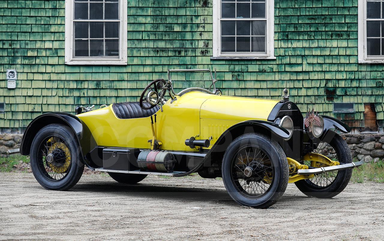 1918 Stutz Series S Bearcat