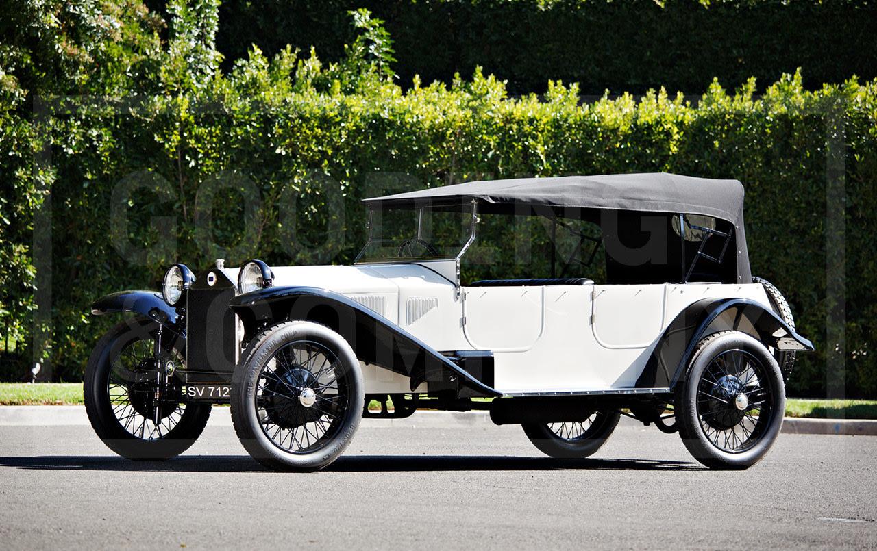 1925 Lancia Lambda 5th Series Torpédo