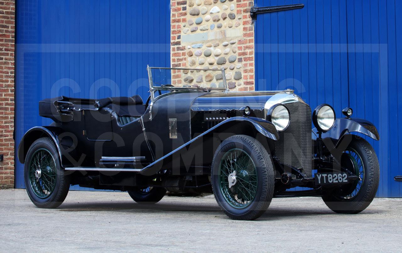 1928 Bentley 4 1/2 Litre Sports Tourer