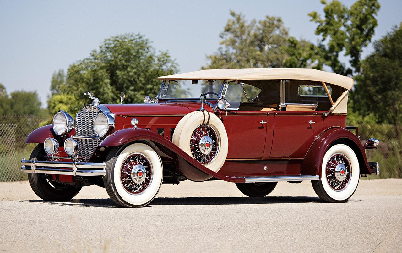 1931 Packard 840 Deluxe Eight Phaeton