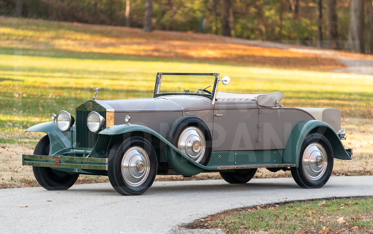 1931 Rolls-Royce Phantom I Regent