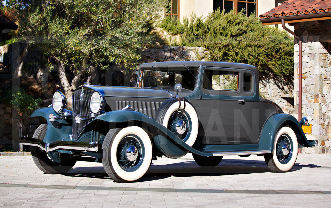 1932 Studebaker President State Coupe