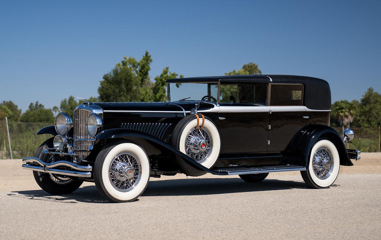 1934 Duesenberg Model J Town Car