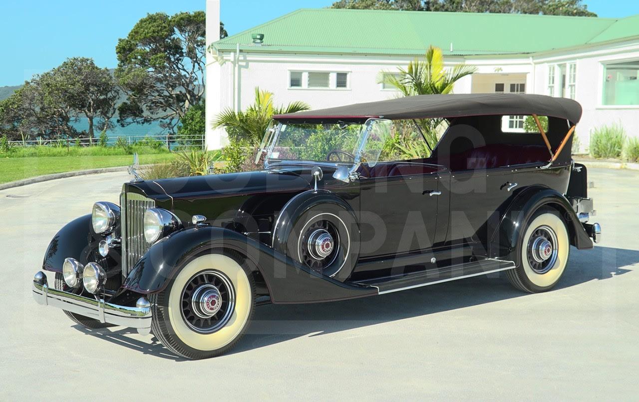1934 Packard Twelve 1108 Touring