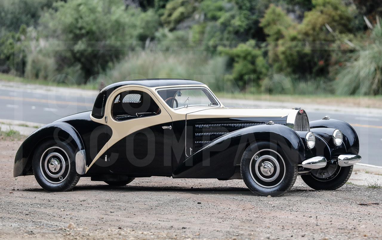 1936 Bugatti Type 57 Atalante