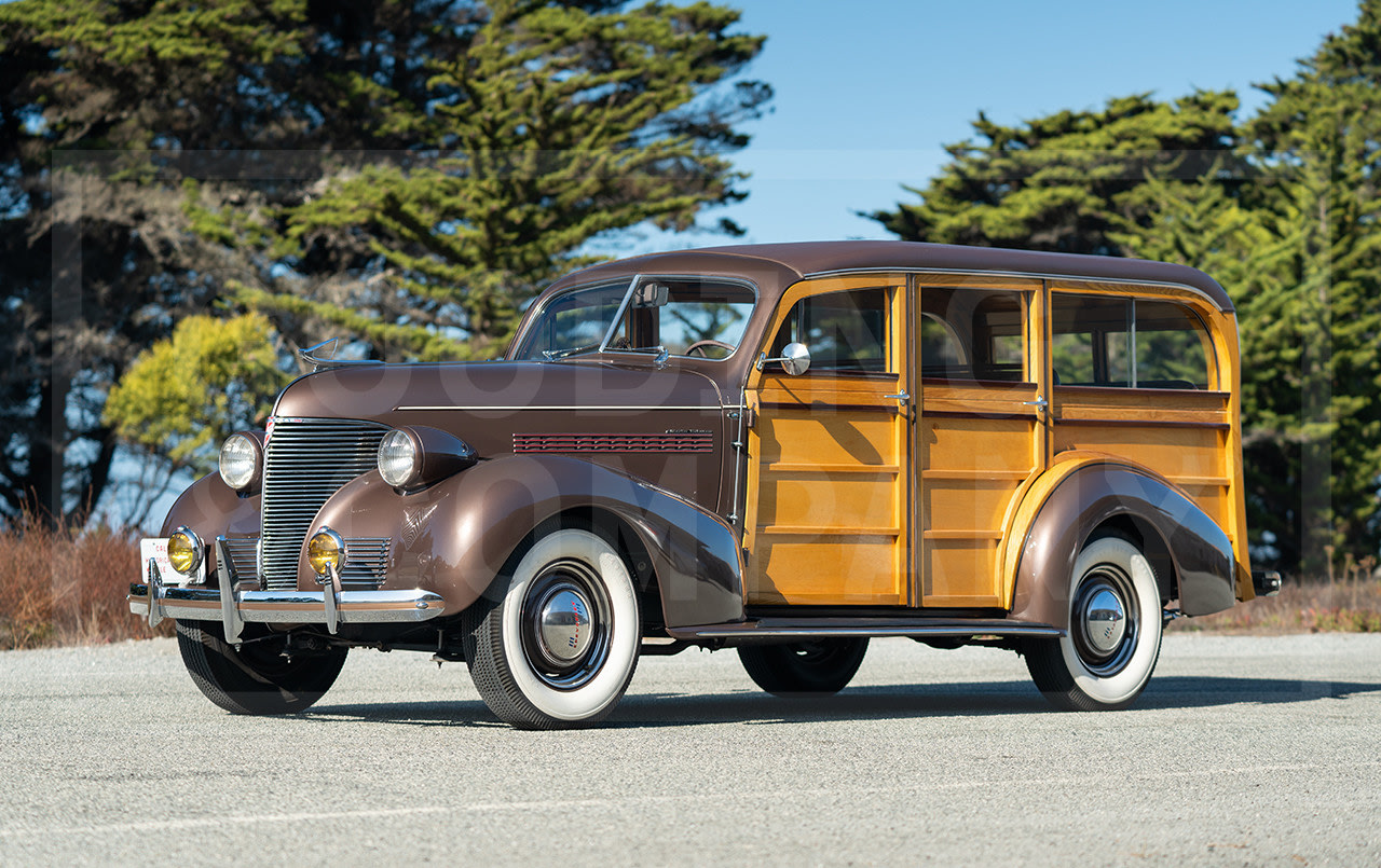 1939 Chevrolet Master Deluxe Station Wagon-3