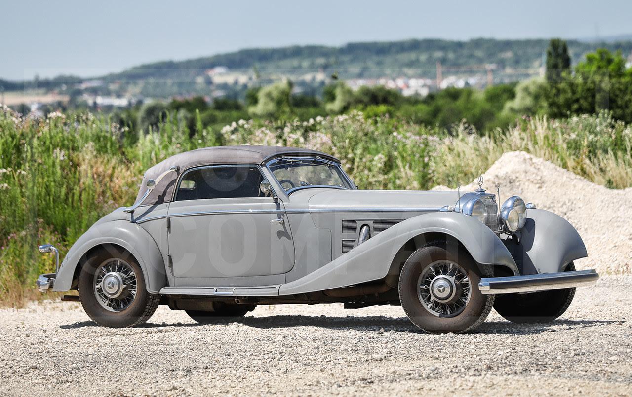 1941 Mercedes-Benz 540 K Cabriolet A
