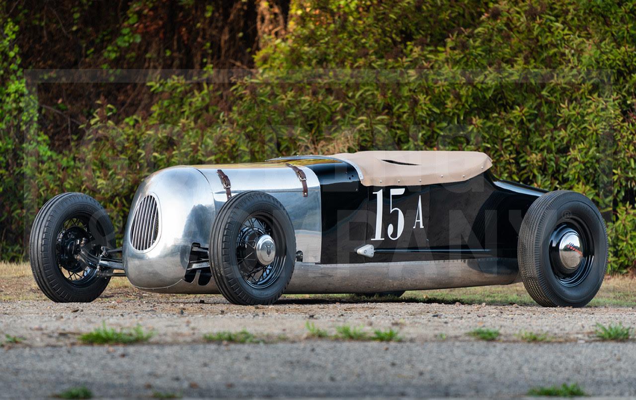 1948 Spurgin-Giovanine Roadster