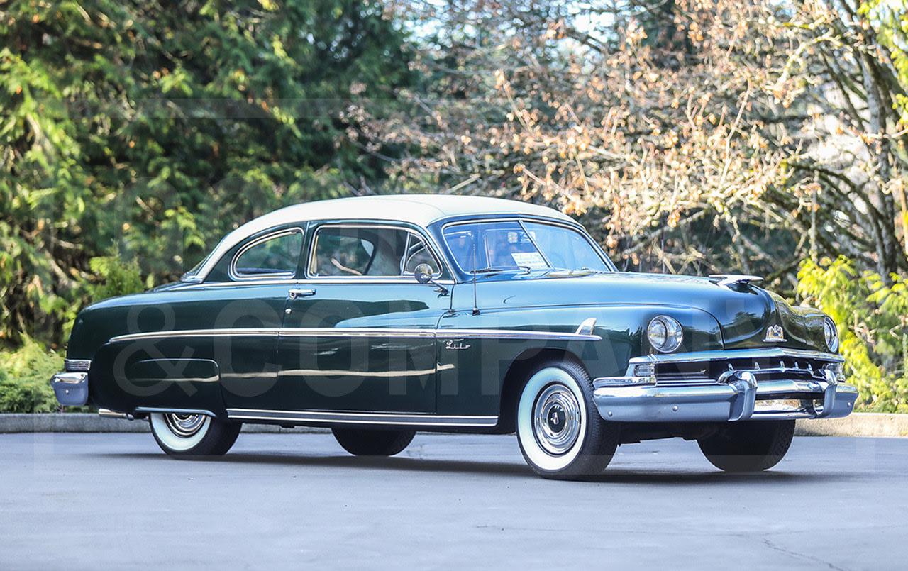 1951 Lincoln Lido Coupe