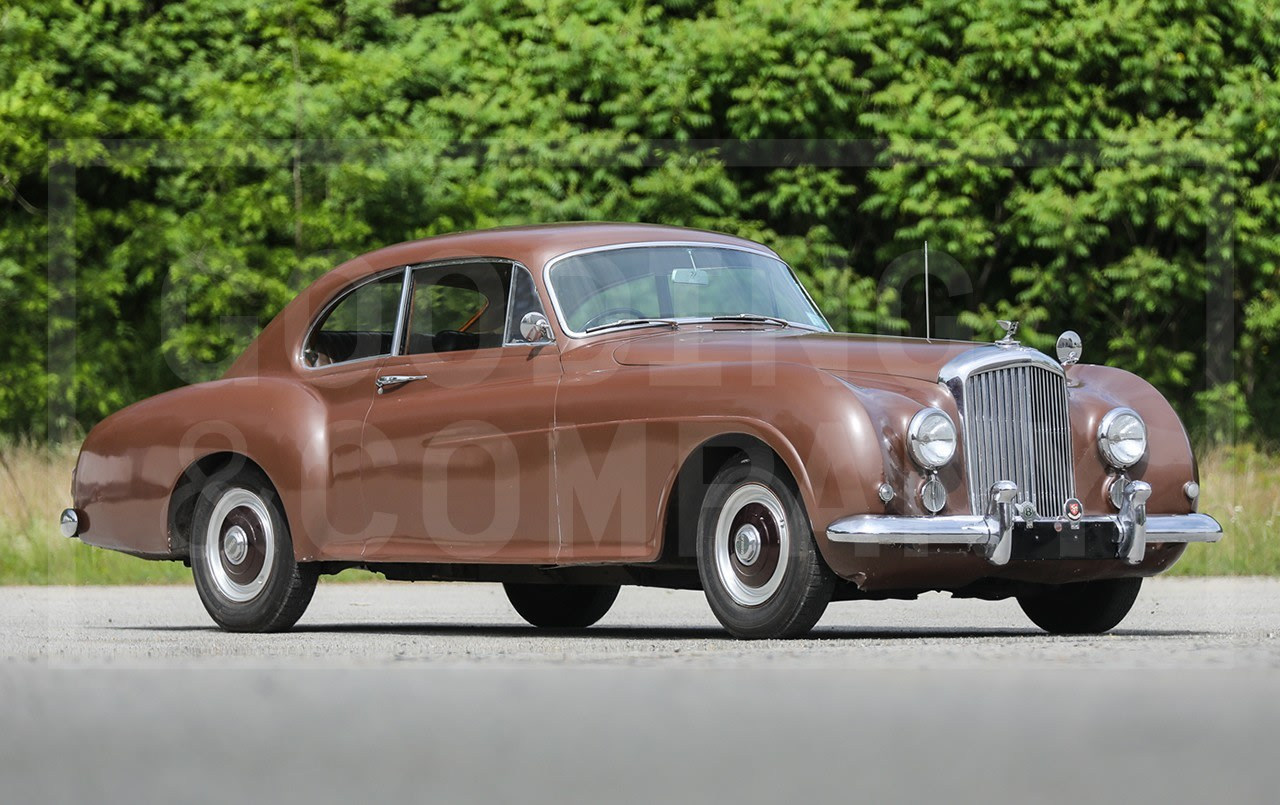 1952 Bentley R-Type Continental Fastback