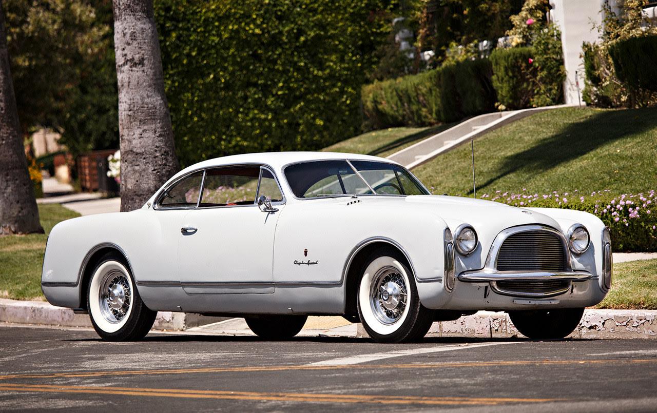 1953 Chrysler Special
