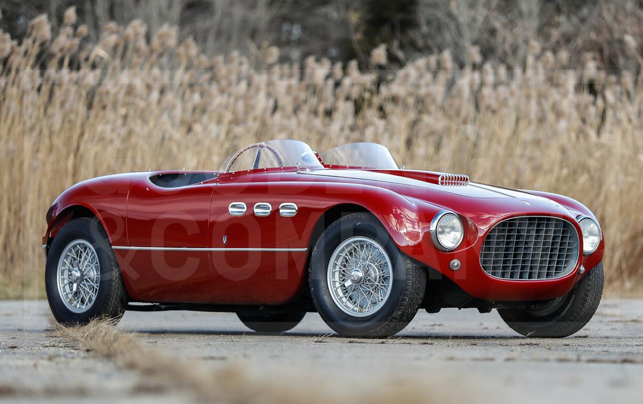 1953 Ferrari 250 MM Spider Series II