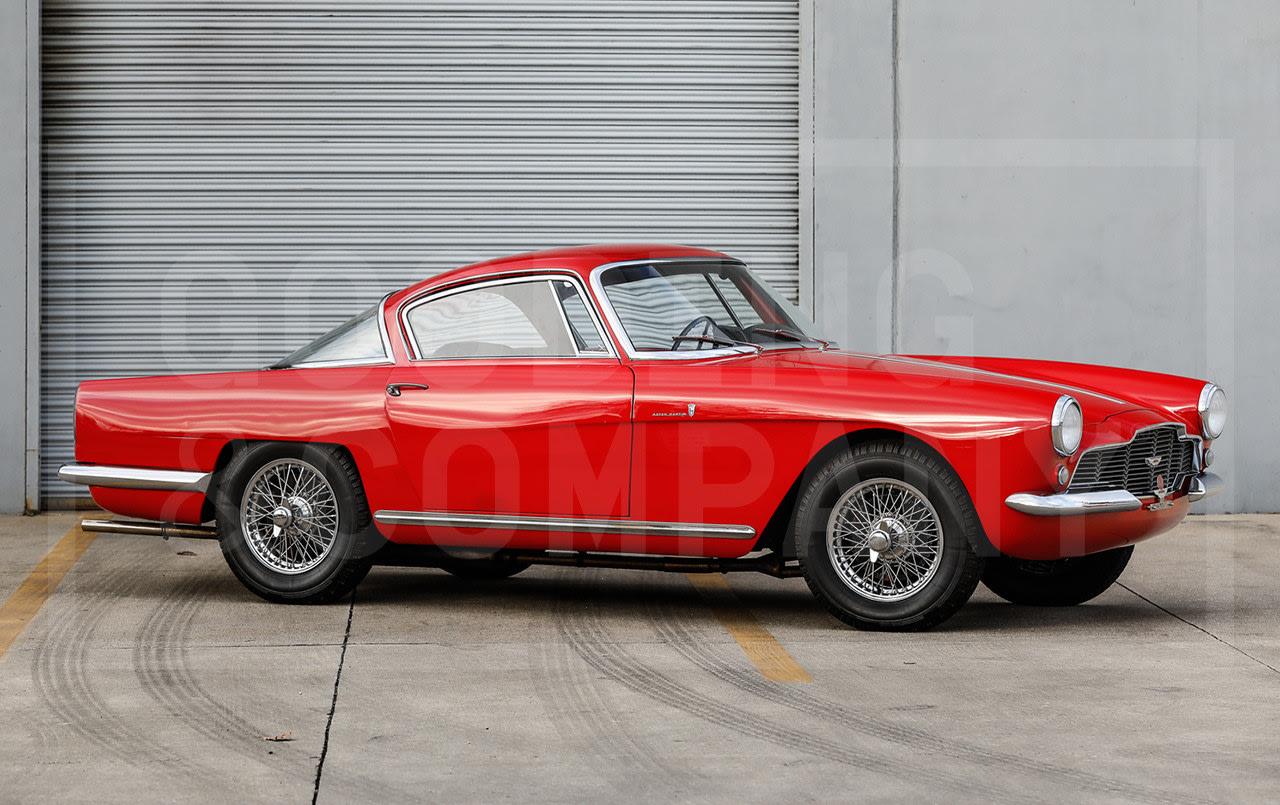 1954 Aston Martin DB2/4 Coupe