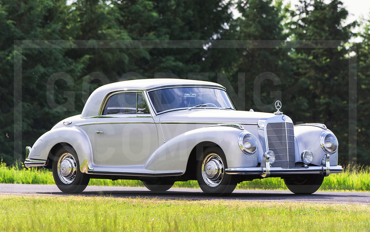 1954 Mercedes-Benz 300 S Coupe