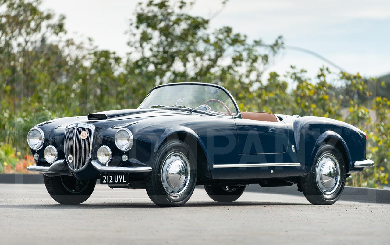 1955 Lancia B24S Spider America