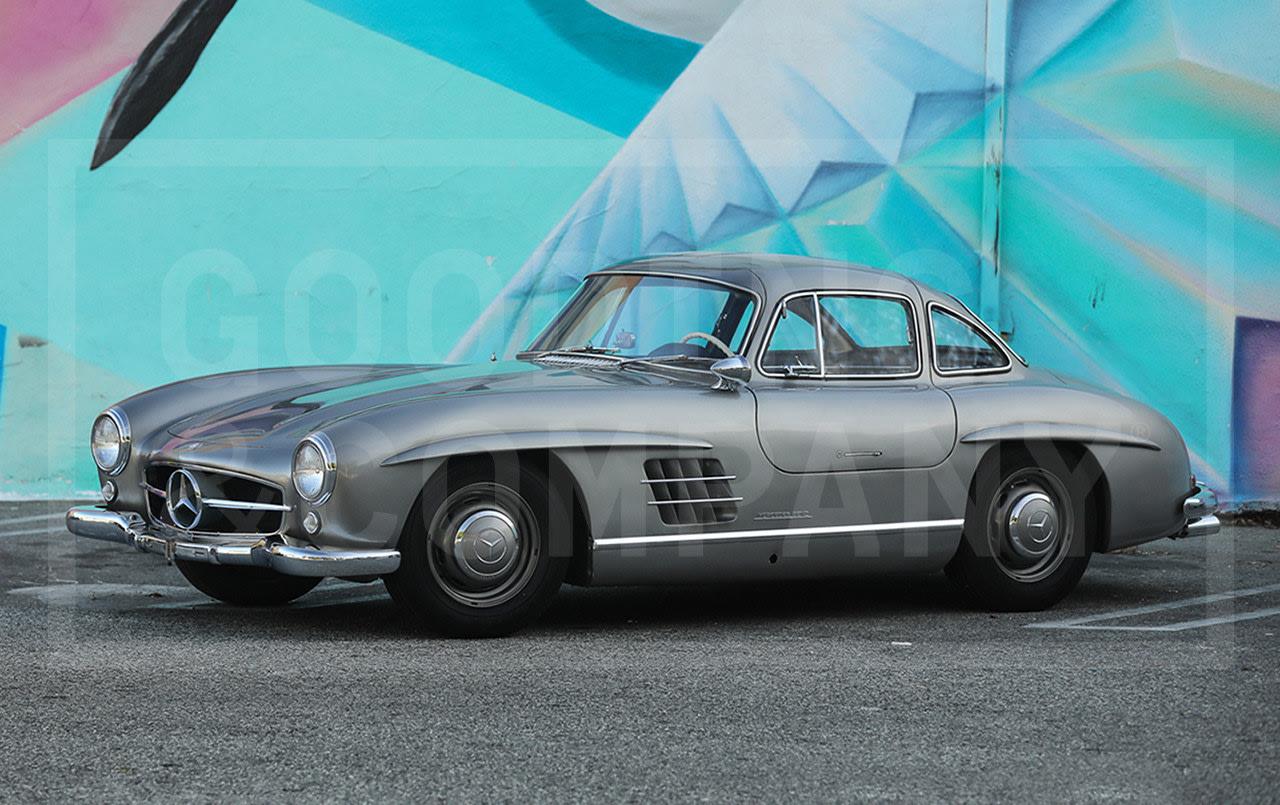 1955 Mercedes-Benz 300 SL Gullwing-20