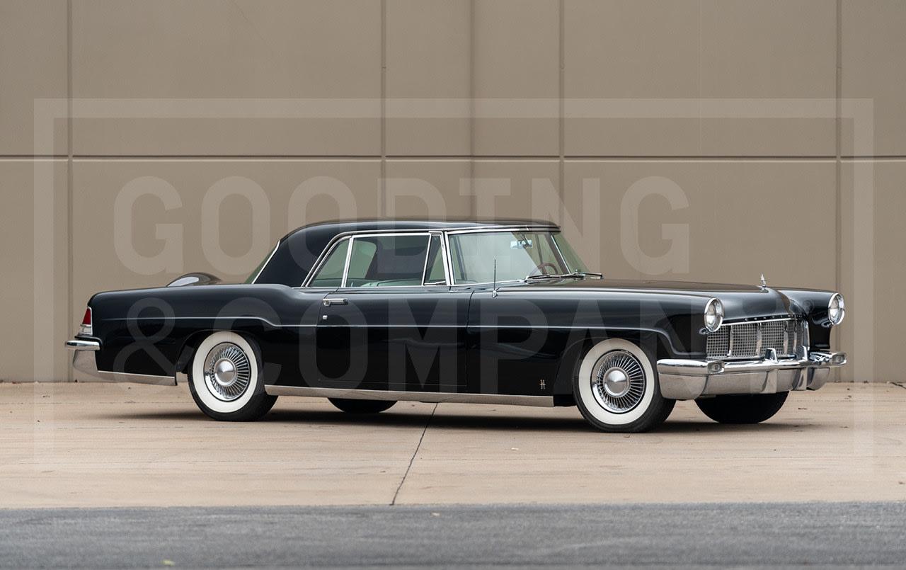 1956 Continental Mark II-2
