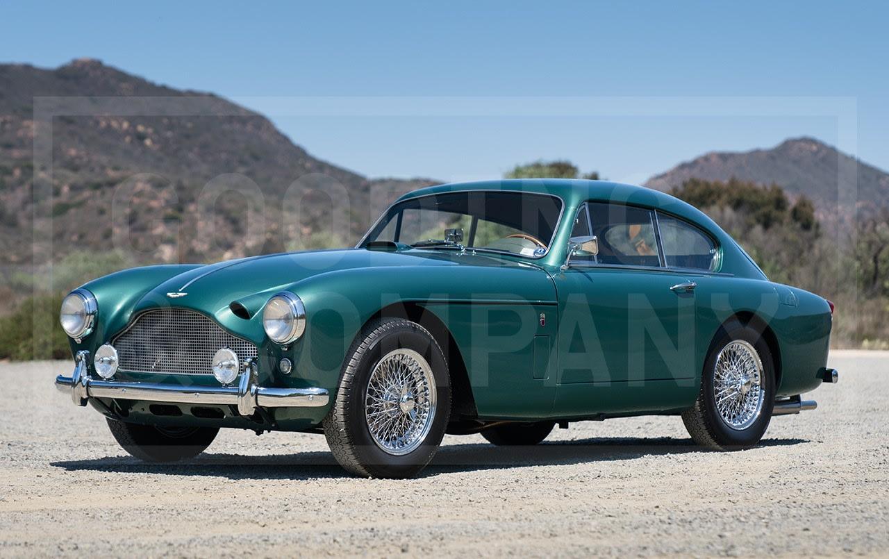 1957 Aston Martin DB Mk III Saloon