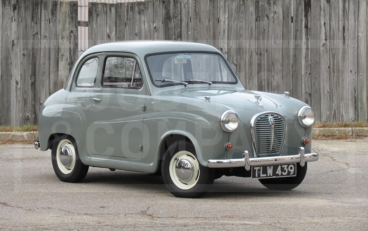 1957 Austin A35 Two-Door Saloon