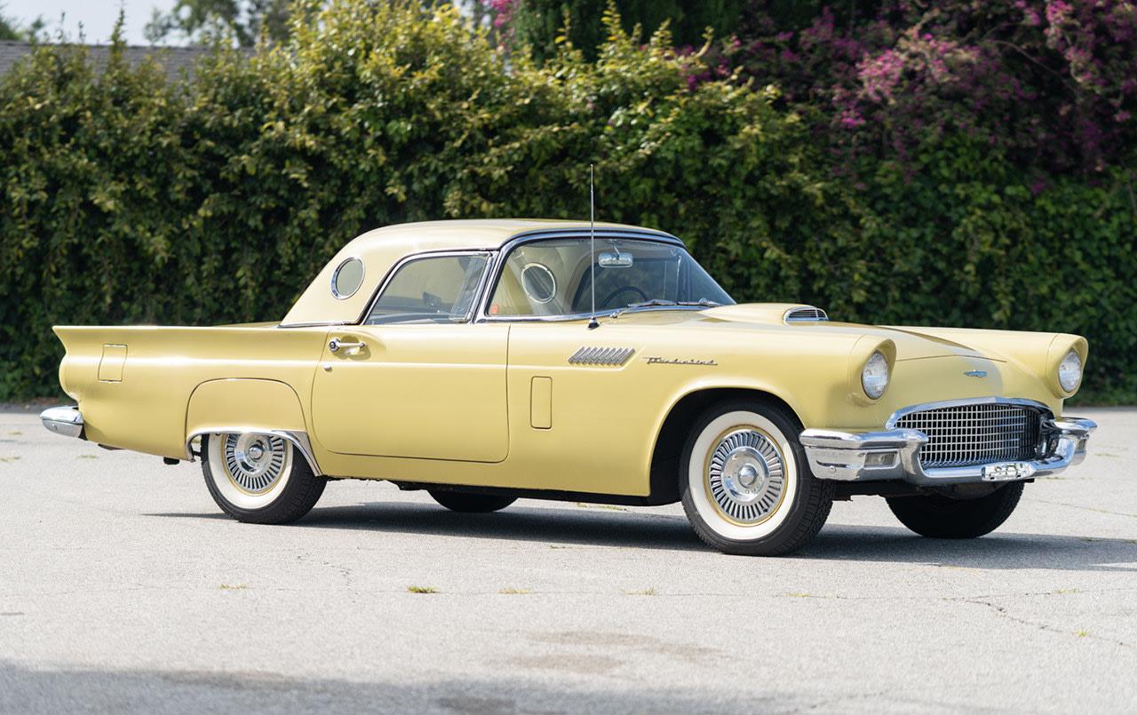 1957 Ford Thunderbird-2