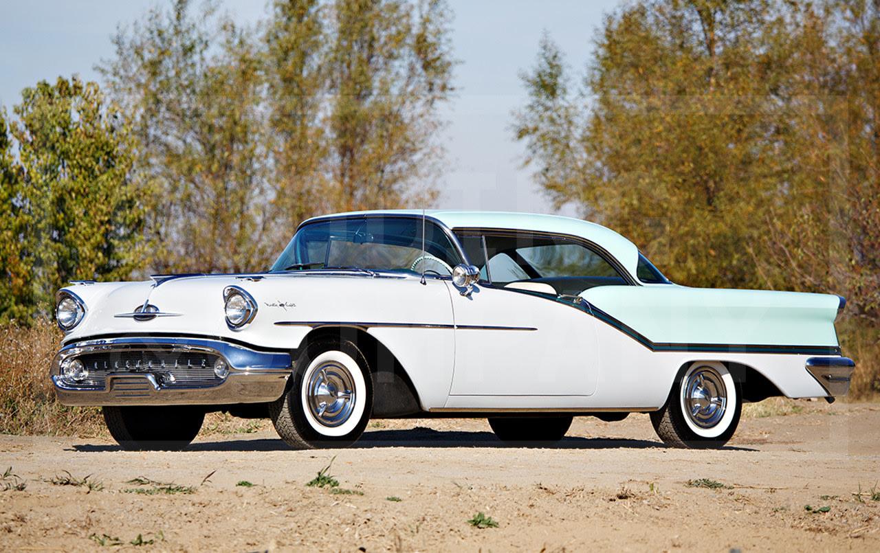 1957 Oldsmobile Ninety-Eight Two-Door Hardtop