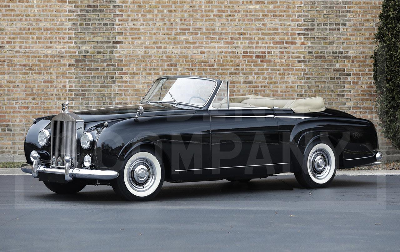 1957 Rolls-Royce Silver Cloud I Drophead Coupe