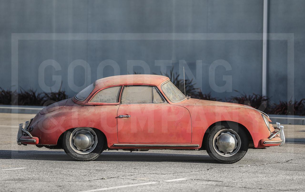 1958 Porsche 356 A Cabriolet