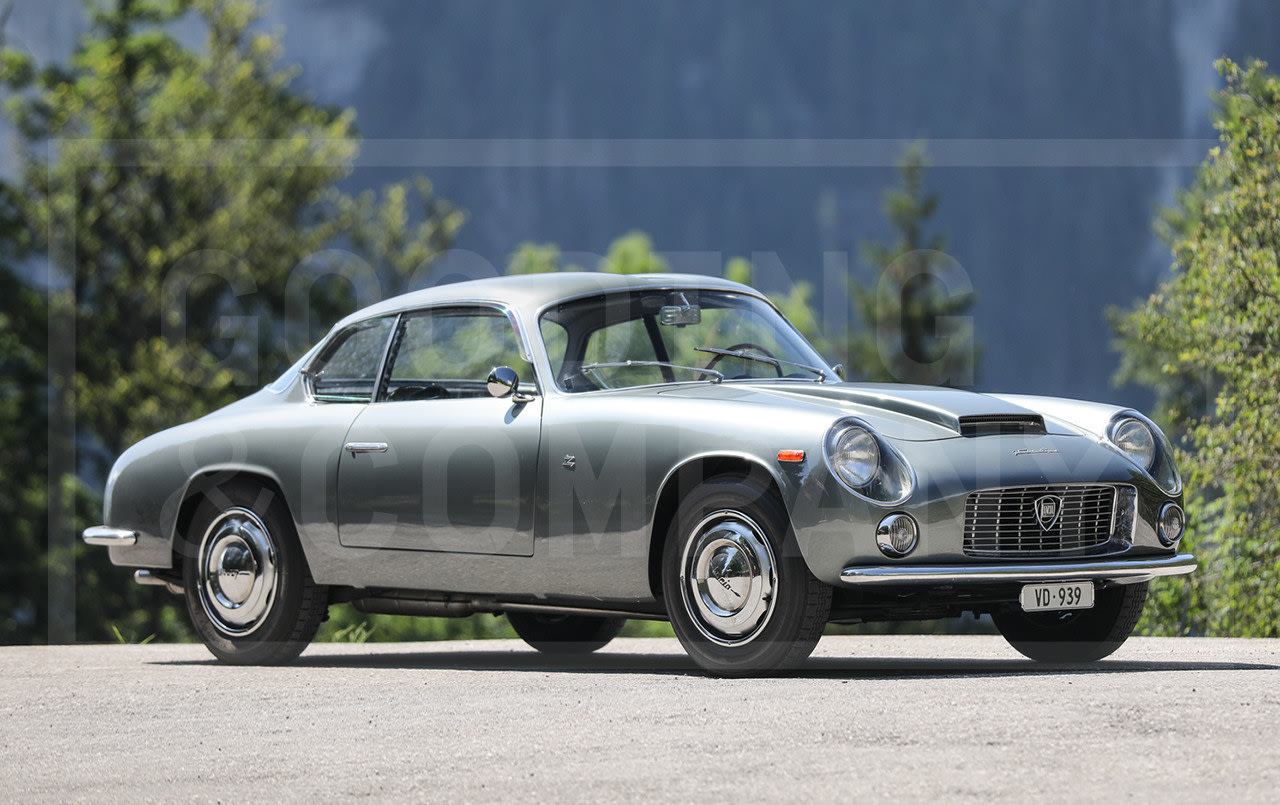 1959 Lancia Flaminia 2500 Sport