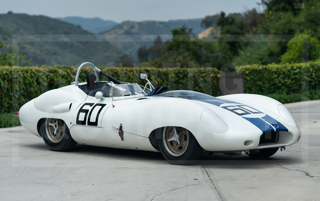 1959 Lister-Jaguar Sports Racer