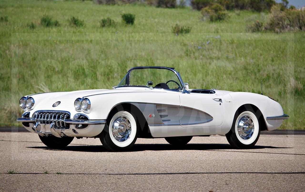 1960 Chevrolet 283/270 Corvette Roadster