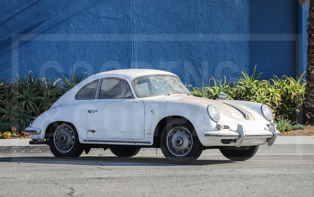 1960 Porsche 356 B Super 90 Coupe