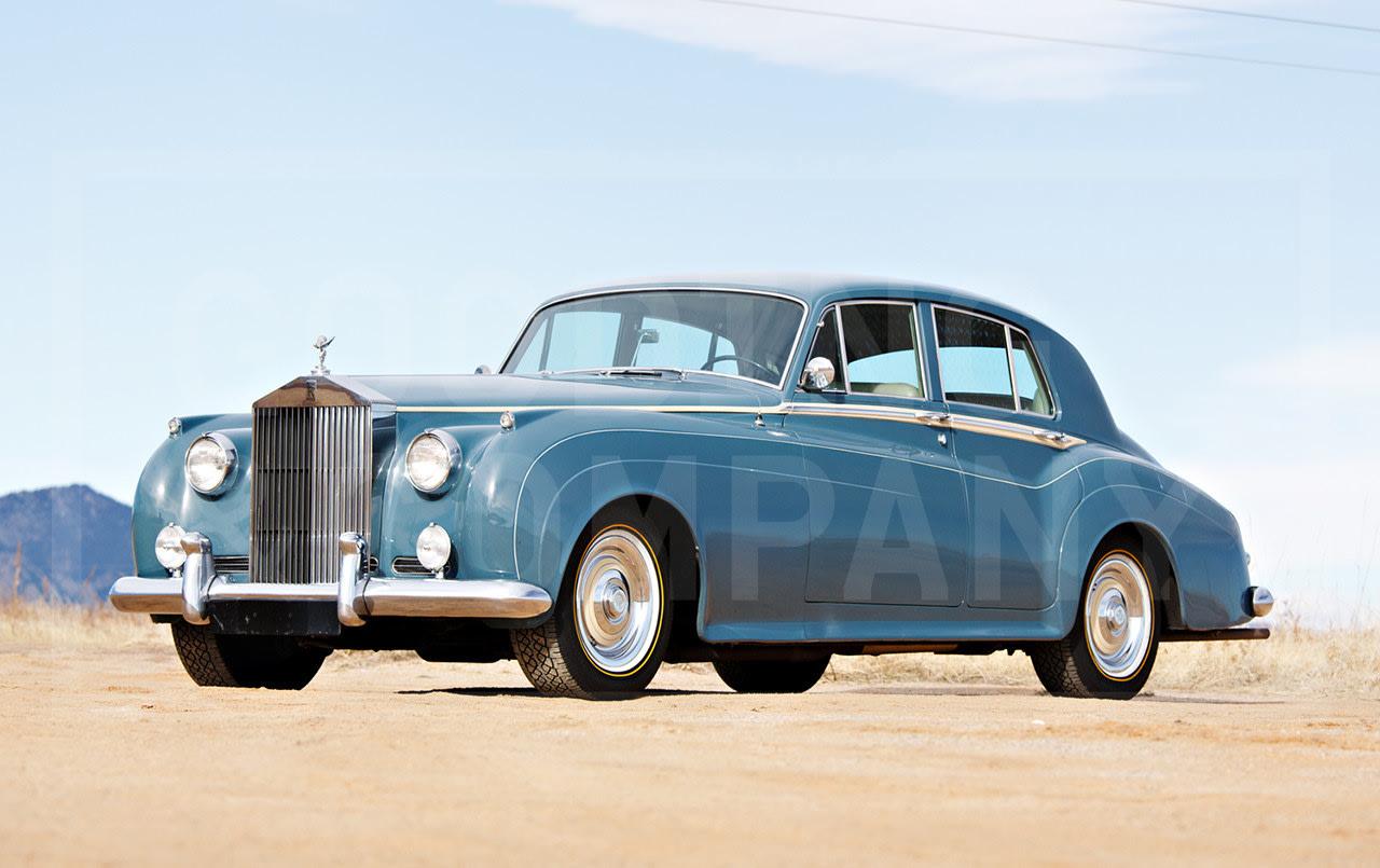 1960 Rolls-Royce Silver Cloud II Saloon