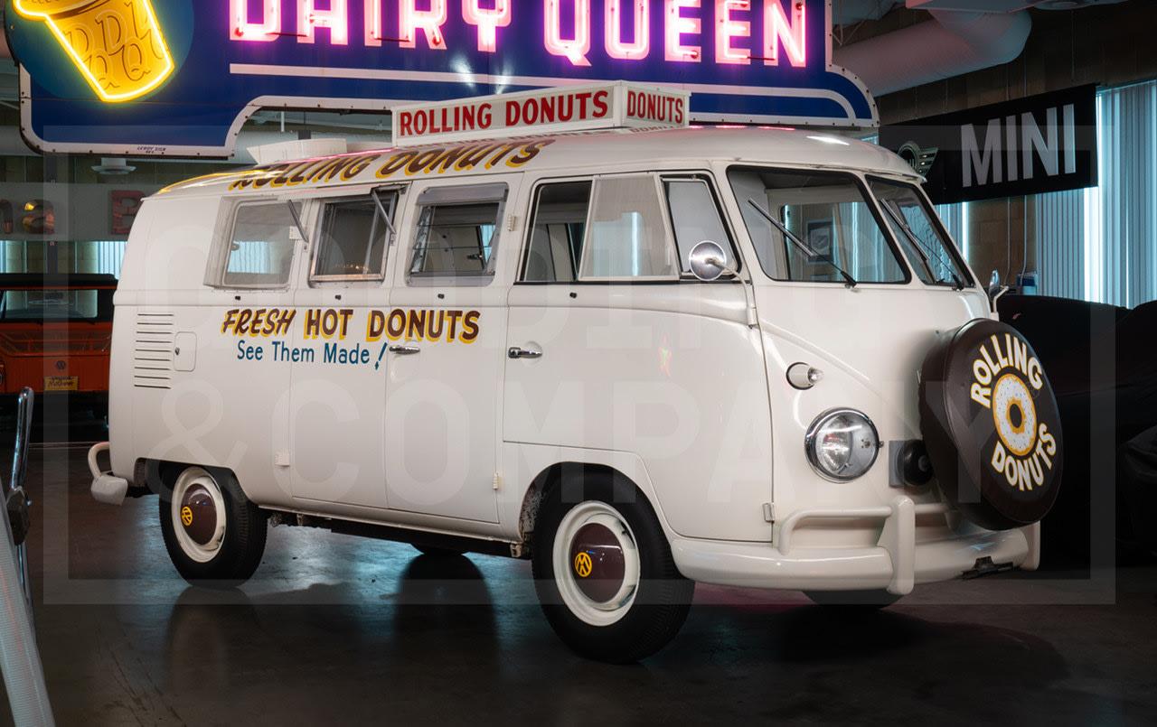1960 Volkswagen Type 2 'Donut Bus'