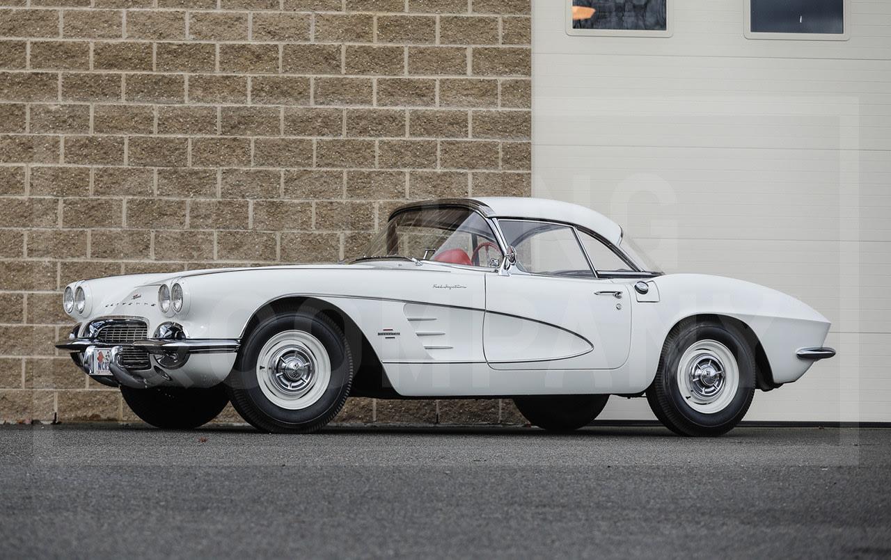 1961 Chevrolet Corvette 283/315 Fuel-Injected Roadster