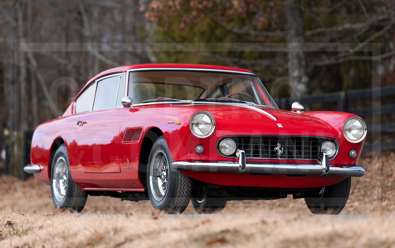 1961 Ferrari 250 GTE Series I