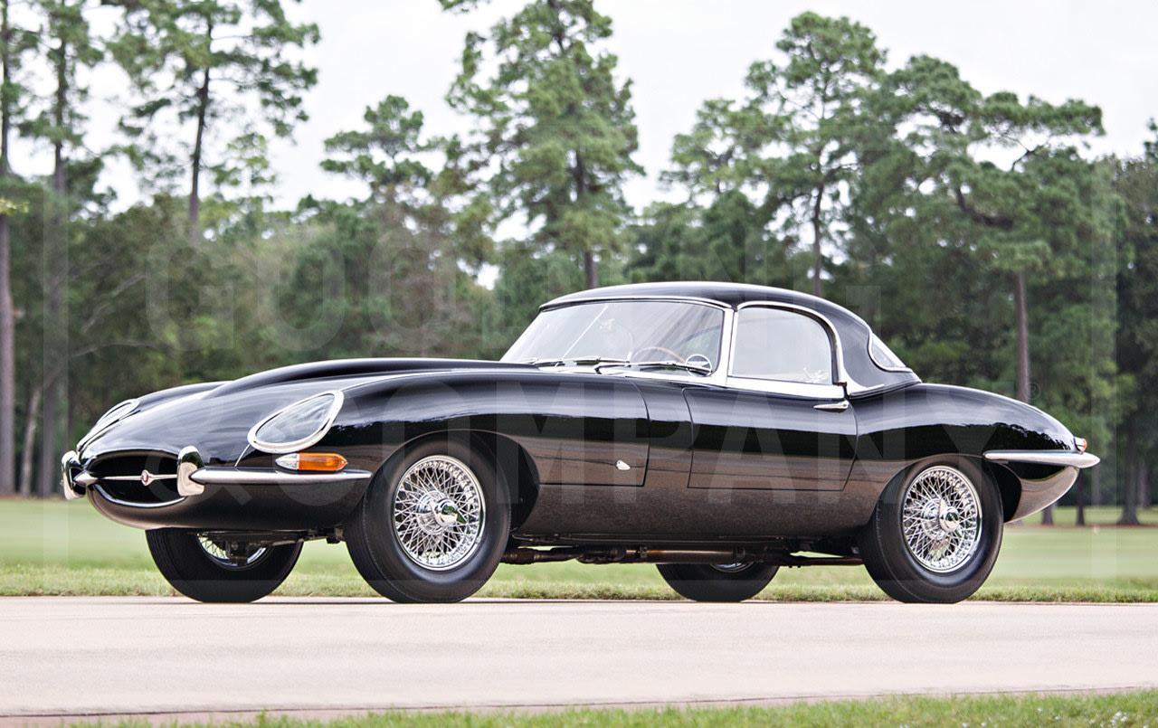 1961 Jaguar E-Type Series I 3.8-Litre Roadster-3