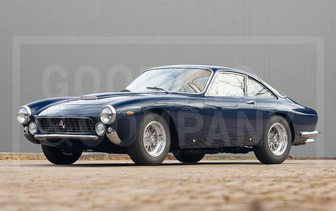 1963 Ferrari 250 GT Lusso-2