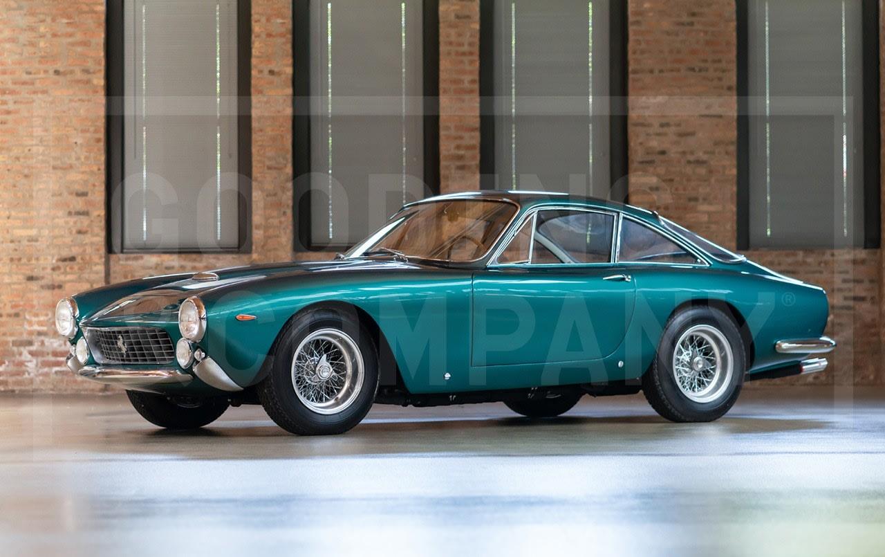 1963 Ferrari 250 GT Lusso-3