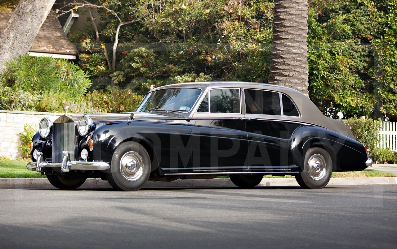 1964 Rolls-Royce Phantom V Touring Limousine