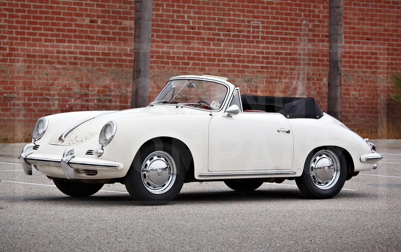 1965 Porsche 356 SC Cabriolet (3)