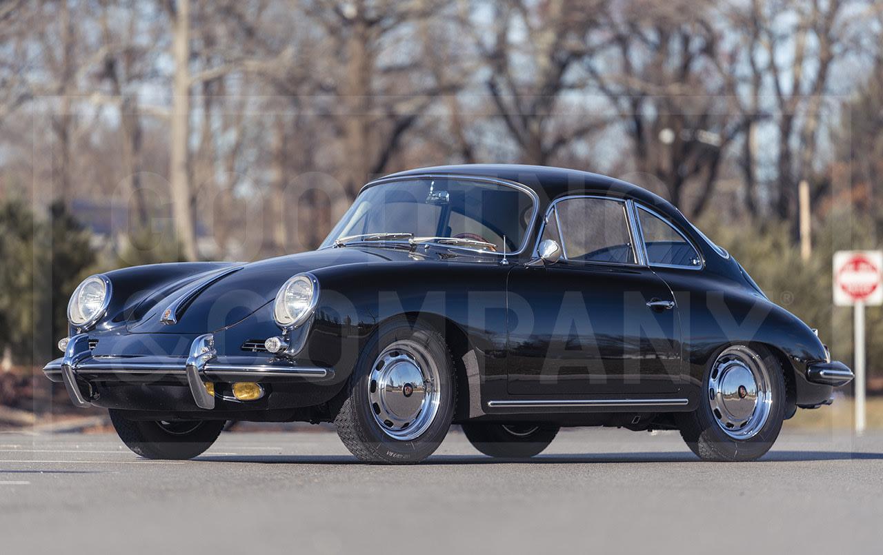 1965 Porsche 356 SC Coupe-2