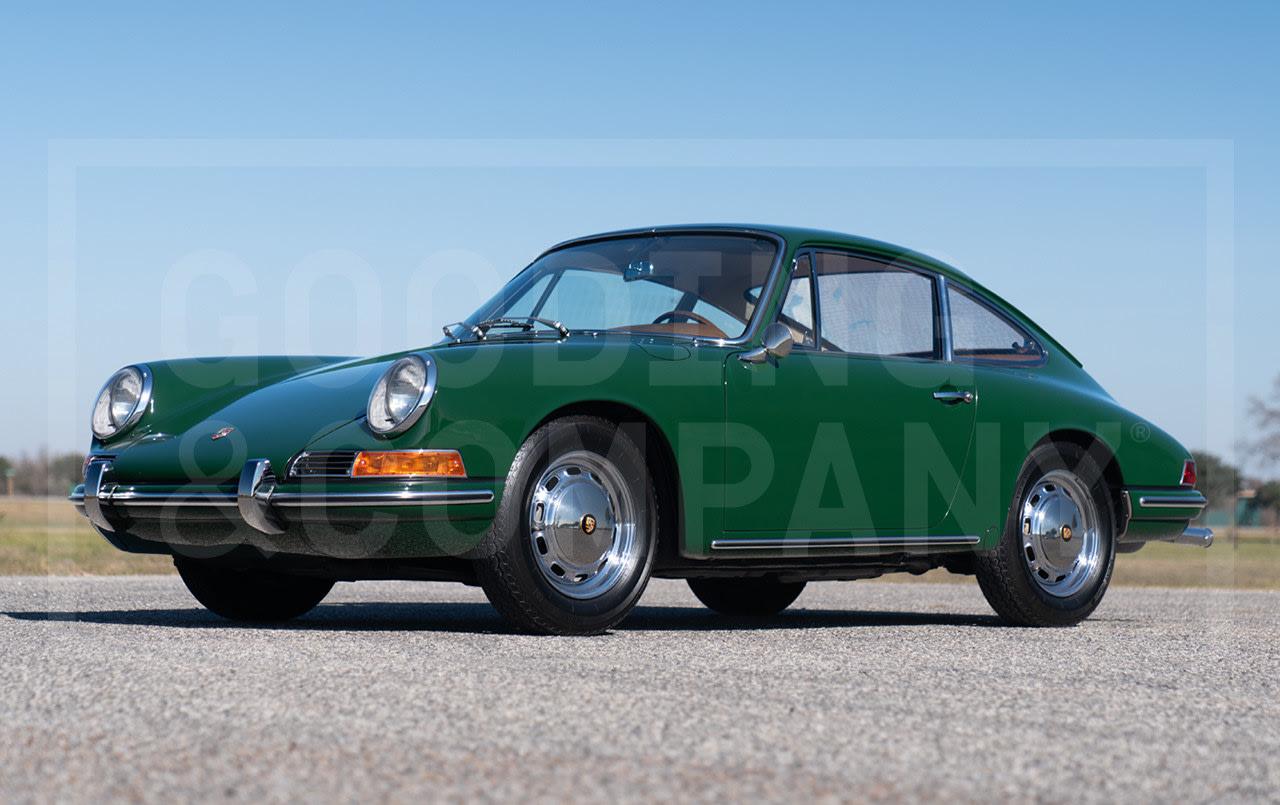 1965 Porsche 911-2