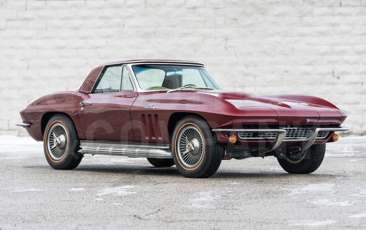 1966 Chevrolet Corvette 427/450 Roadster